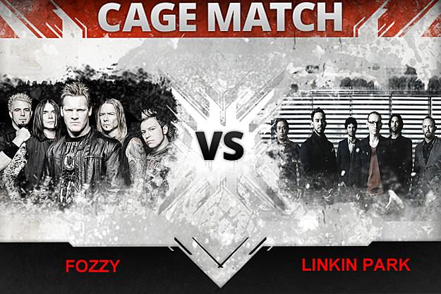 Fozzy / Linkin Park