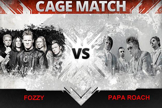 Fozzy / Papa Roach