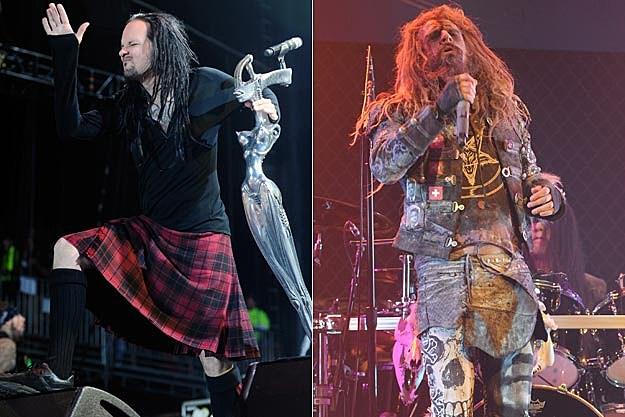 Korn-Rob Zombie