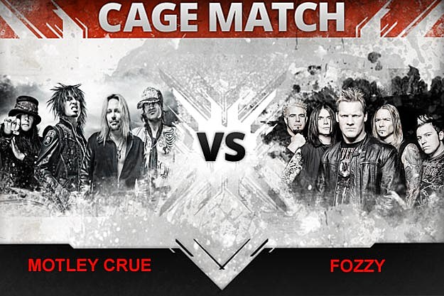 Motley Crue and Fozzy