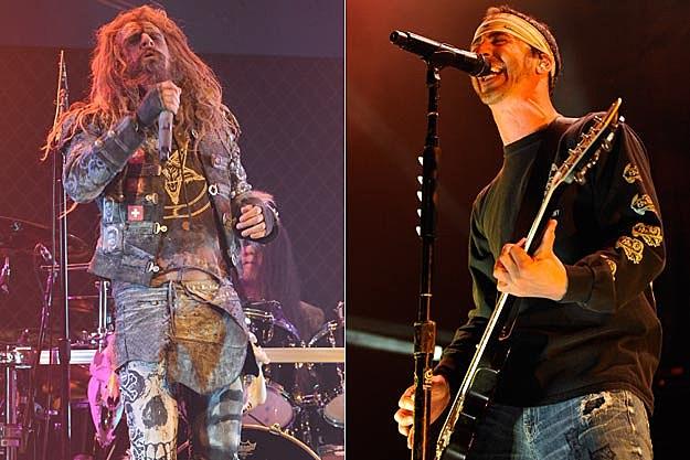 Rob Zombie-Godsmack
