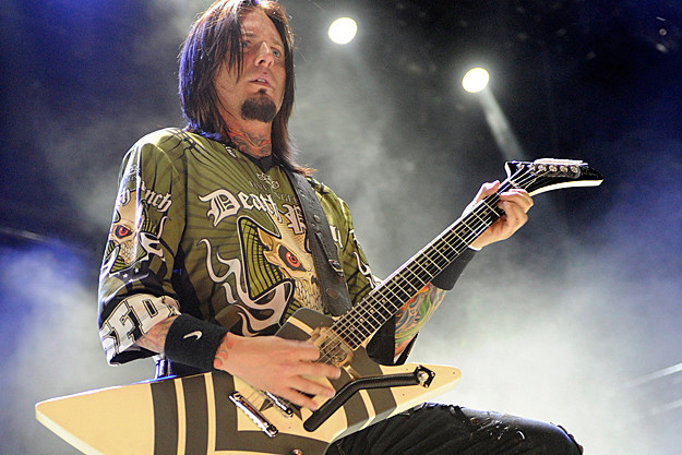 Five Finger Death Punch's Jason Hook