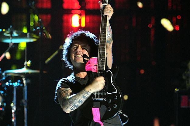 Green Day-Billie Joe Armstrong