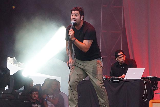 Deftones Chino Moreno