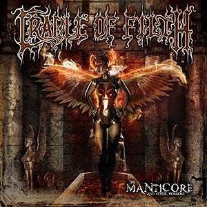 Cradle Of Filth Cradle-Of-Filth-The-Manticore-and-Other-Horrors