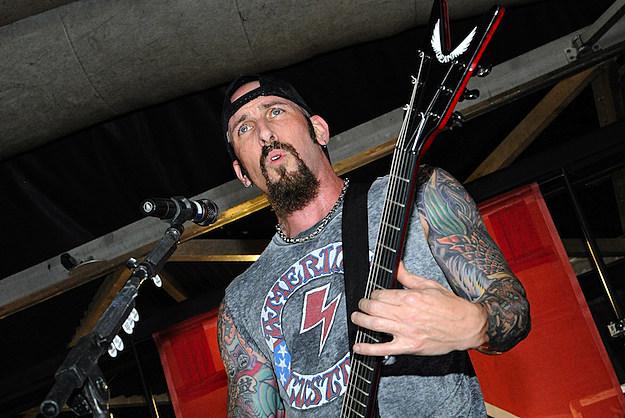 Sevendust guitarist John Connolly