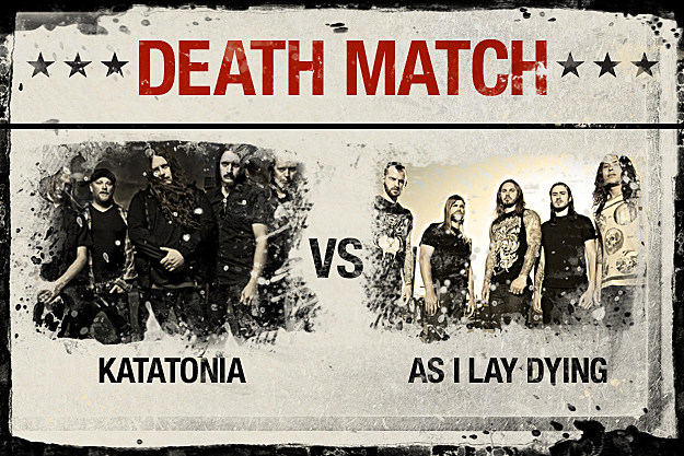 Katatonia vs. As I Lay Dying