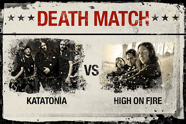 Katatonia vs. High on Fire