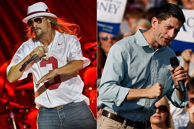 Kid Rock-Paul Ryan
