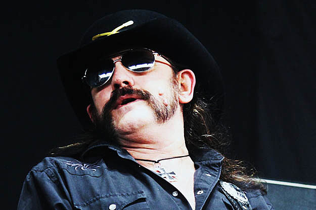 Lemmy of Motorhead