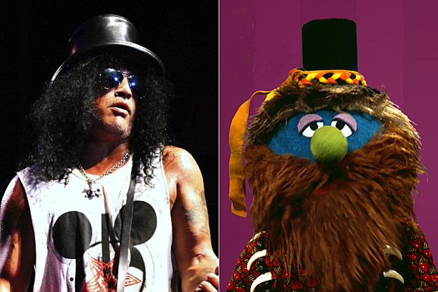 Slash / Big Jeffy