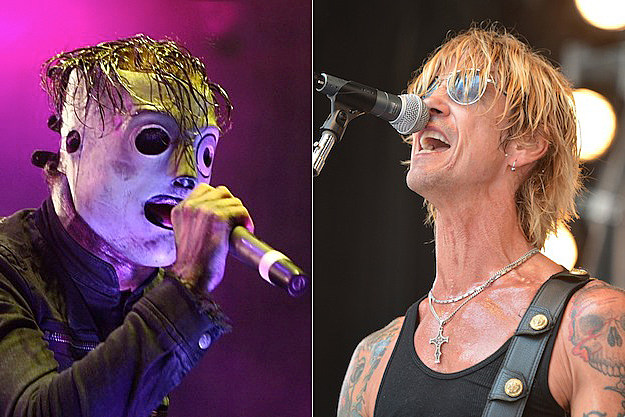 Slipknot / Duff McKagan