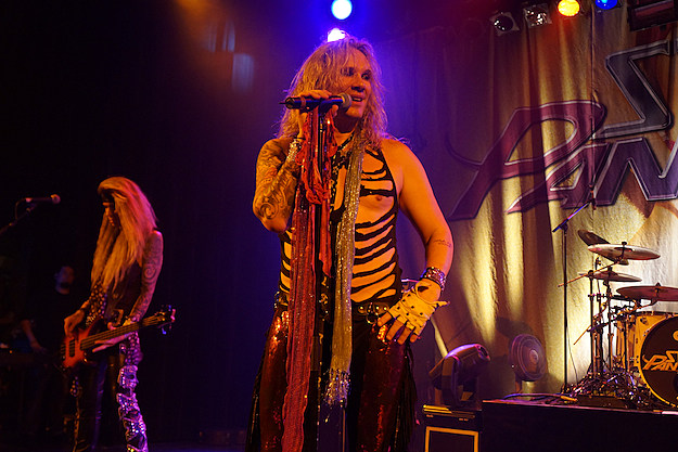 Steel Panther 12 - Michael Starr