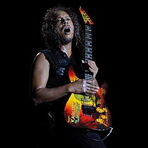 Metallica-Kirk Hammett