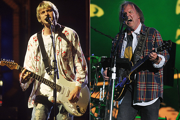 Nirvana-Neil Young