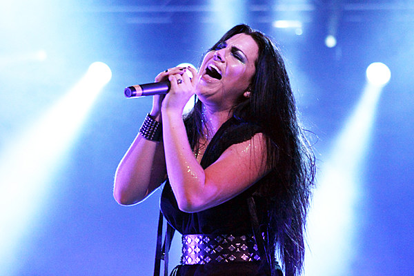 Amy Lee Says Evanescence Will Take Extended Break After