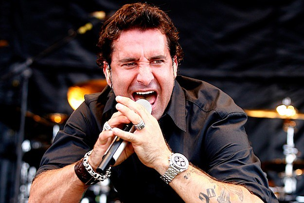 Tips: Scott Stapp, 2017s alternative hair style of the friendly conceited  musician