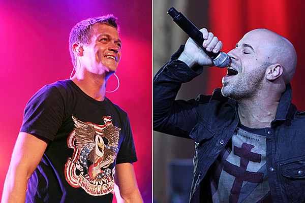 3 doors down daughtry team up for 2012 u s co headlining tour featuring openers p o d. Black Bedroom Furniture Sets. Home Design Ideas