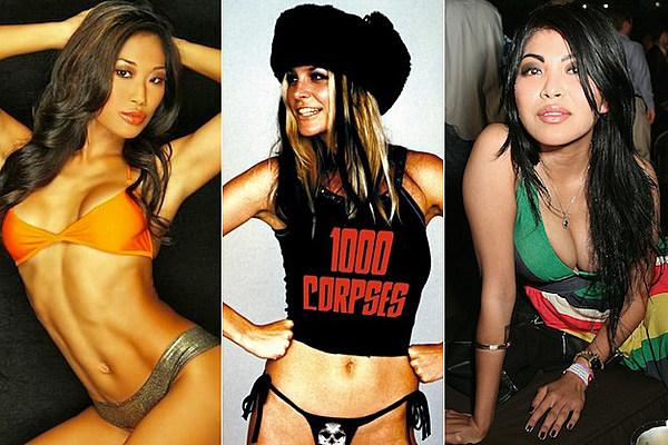 Hottest Rockstar Wives