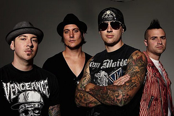 avenged sevenfold unveil details on new album hail to the king. Black Bedroom Furniture Sets. Home Design Ideas