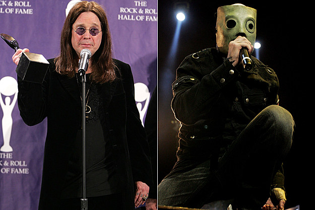 Ozzy Osbourne-Corey Taylor