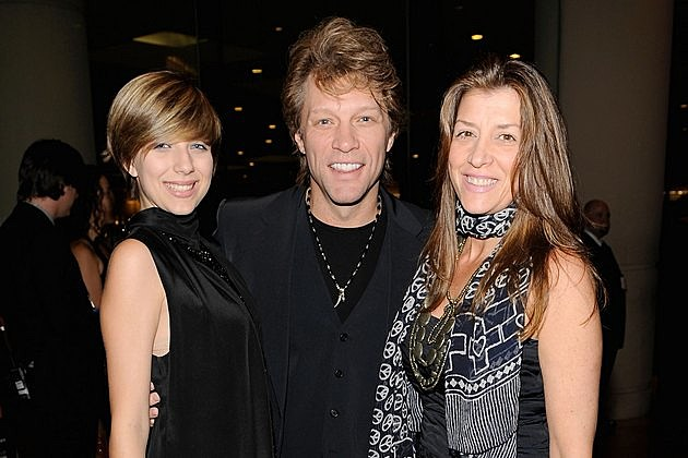 Stephanie Bongiovi, Jon Bon Jovi, Dorthea Hurley