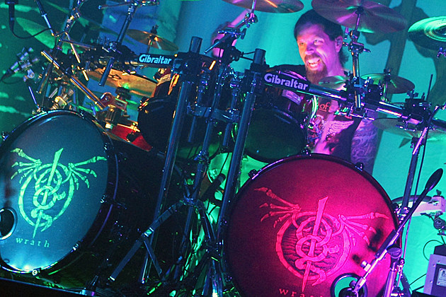 Chris Adler of Lamb of God