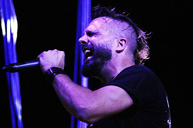 Jesse Leach doing his thing