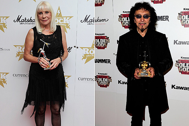 Wendy Dio-Tony Iommi