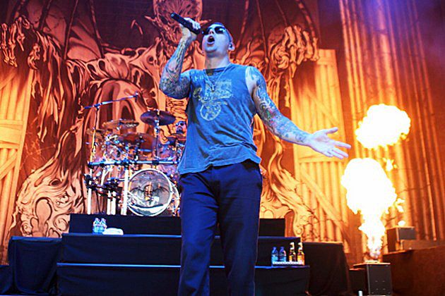 Avenged Sevenfold M. Shadows