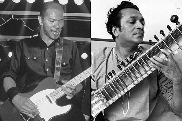 Danko Jones-Ravi Shankar