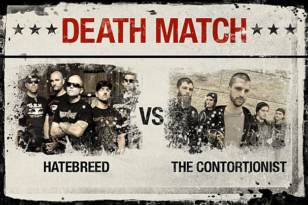 Hatebreed vs. The Contortionist