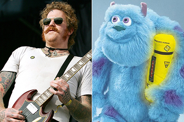 Mastodon-Monsters Inc.