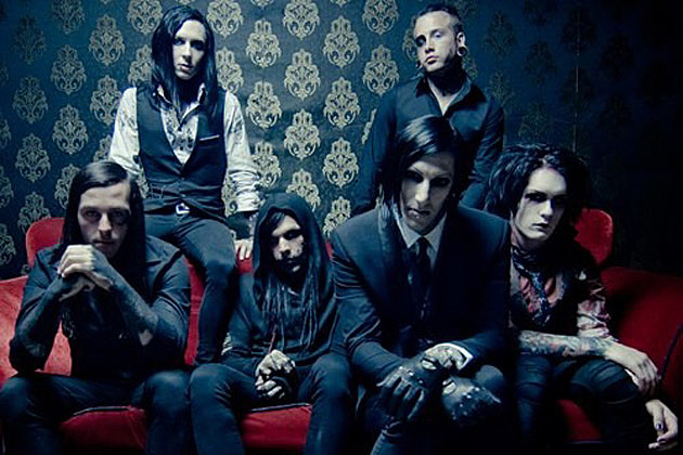 Motionless In White Motionless In White En...