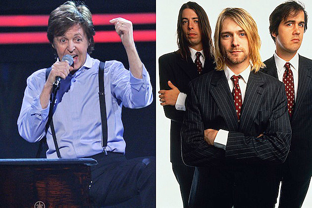 Paul McCartney / Nirvana