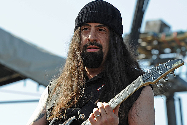 Anthrax Rob Caggiano
