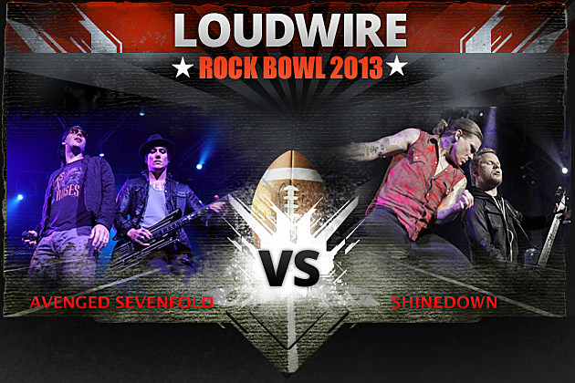 Avenged vs Shinedown LRB