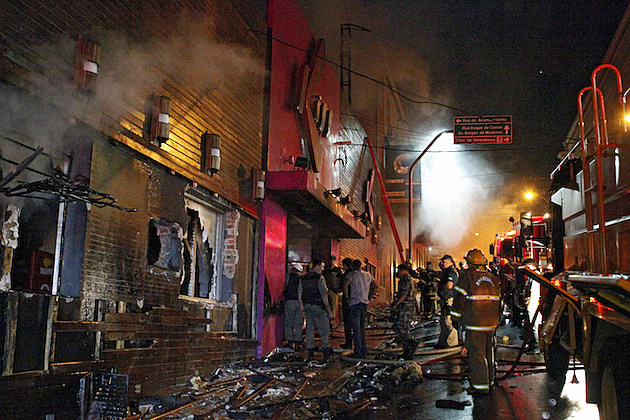 Brazilian Nightclub Fire