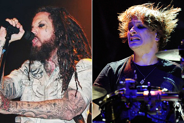 Korn Brian 'Head' Welch Ray Luzier
