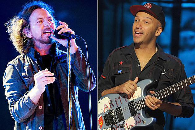 Eddie Vedder / Tom Morello