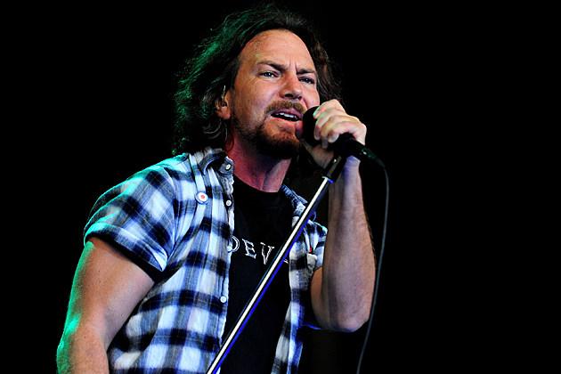 Pearl Jam Eddie Vedder
