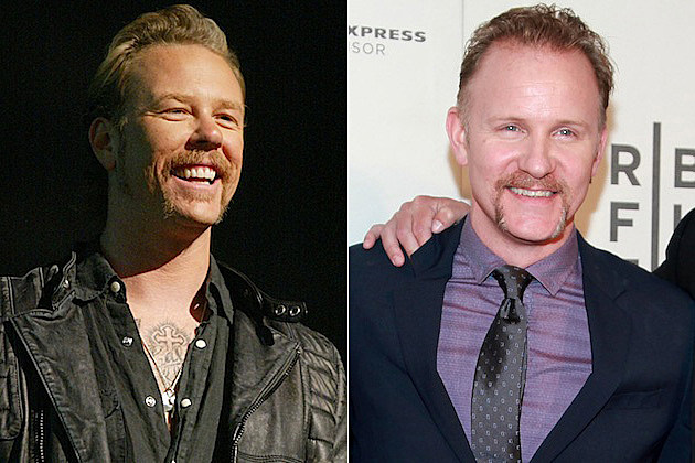 James Hetfield / Morgan Spurlock
