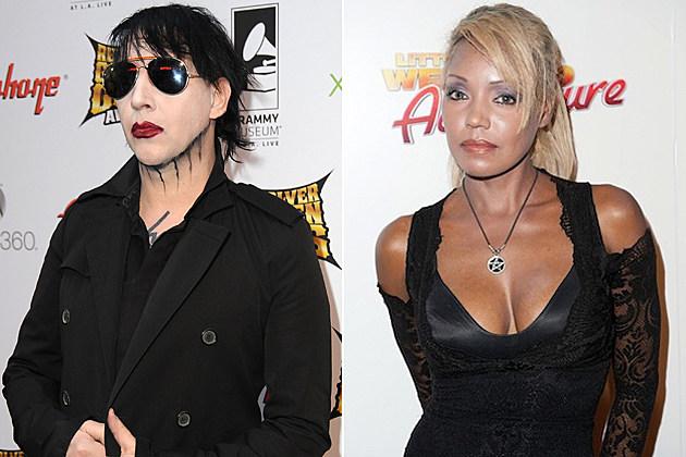 Marilyn Manson-Seraphim Ward