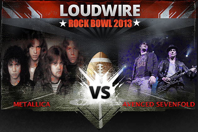 Metallica vs Avenged Sevenfold LRB