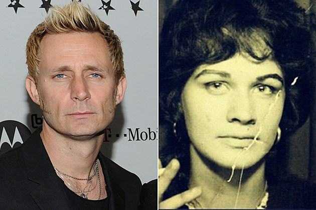 Mike Dirnt-Mom