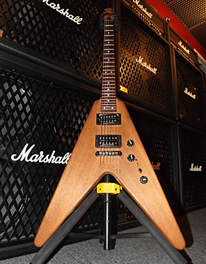 Dave Mustaine guitar