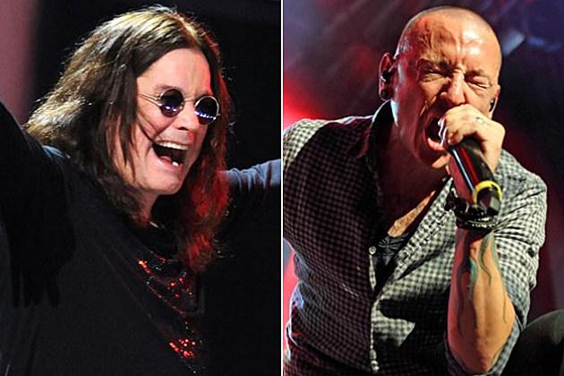Ozzy Osbourne-Linkin Park