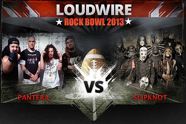 Pantera vs Slipknot LRB