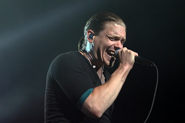 Shinedown Brent Smith