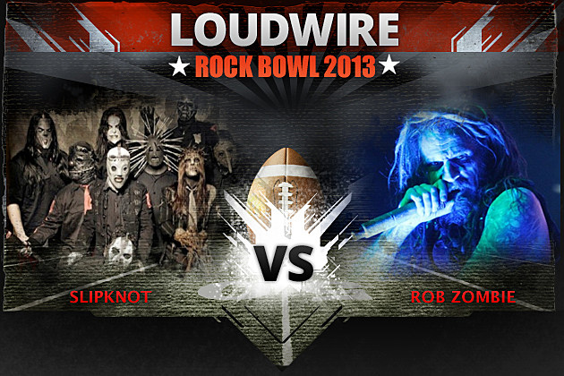 Slipknot vs  Rob Zombie LRB